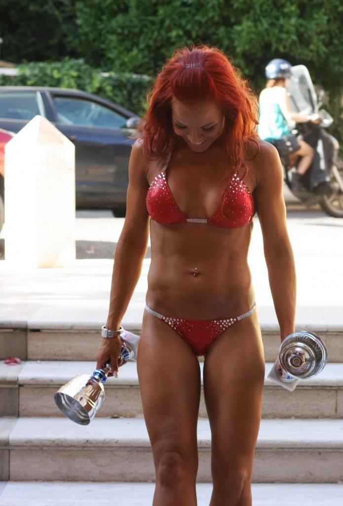 Bikini Fitness Ruokavalio